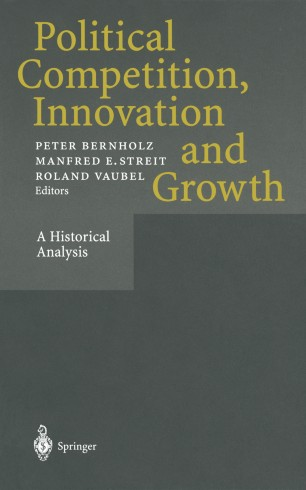 Political Competition, Innovation and Growth | SpringerLink