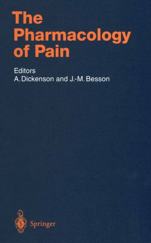 The Pharmacology of Pain