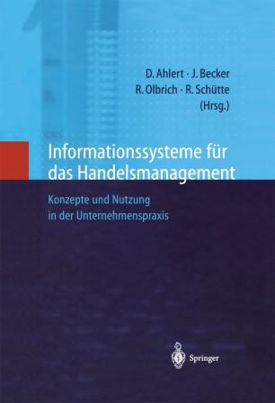 Informationssysteme für das Handelsmanagement