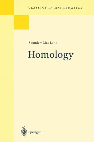 Homology saunders mac lane pdf reader