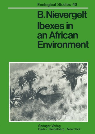 Ibexes in an African Environment