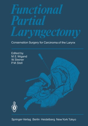 Functional Partial Laryngectomy