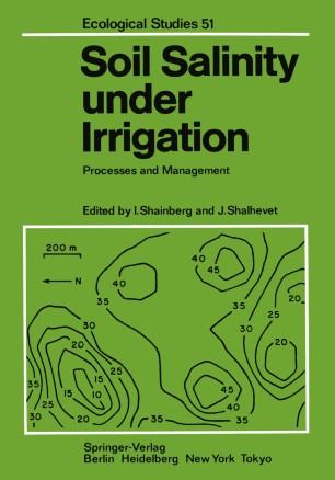 Soil Salinity under Irrigation
