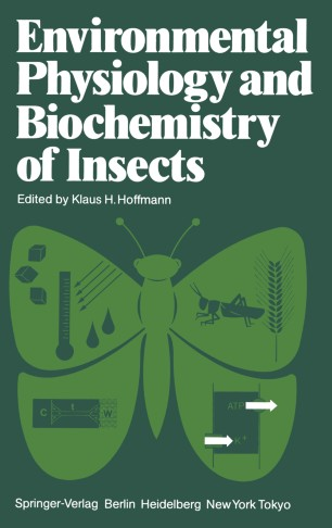 Environmental Physiology and Biochemistry of Insects