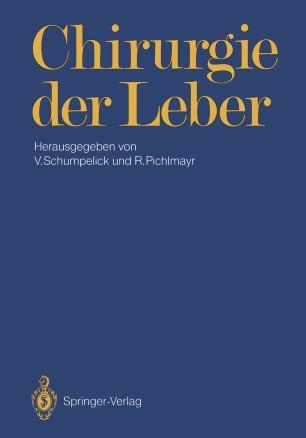 Chirurgie der Leber