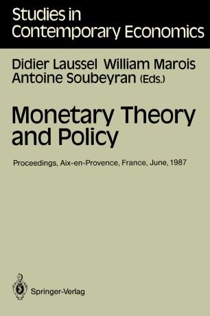Monetary Theory and Policy, 4e