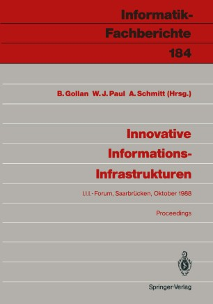 Innovative Informations-Infrastrukturen