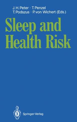 Sleep and Health Risk