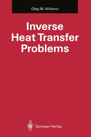 Inverse Heat Transfer Problems