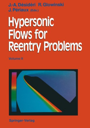 Hypersonic Flows for Reentry Problems