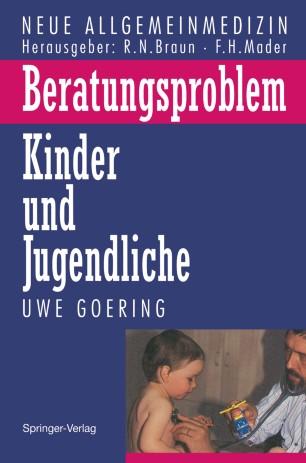 Beratungsproblem Kinder und Jugendliche