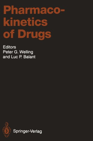Pharmacokinetics of Drugs