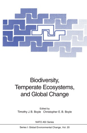 Biodiversity, Temperate Ecosystems, and Global Change