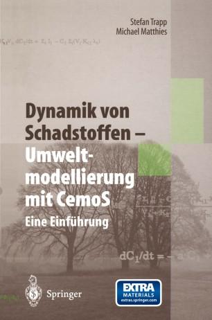 Dynamik von Schadstoffen — Umweltmodellierung mit CemoS