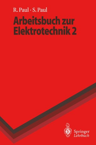 Arbeitsbuch zur Elektrotechnik
