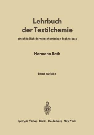 Lehrbuch der Textilchemie