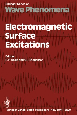 Electromagnetic Surface Excitations