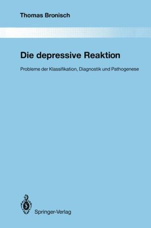 Die depressive Reaktion