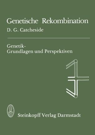 Genetische Rekombination