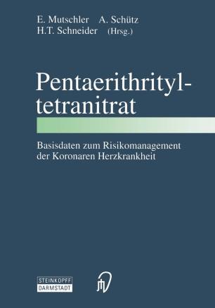 Pentaerithrityltetranitrat