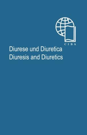 Diurese und Diuretica / Diuresis and Diuretics