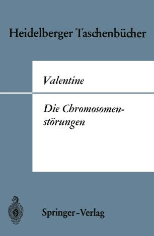 Die Chromosomenstörungen