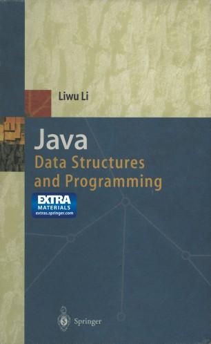 Java: Data Structures and Programming | SpringerLink