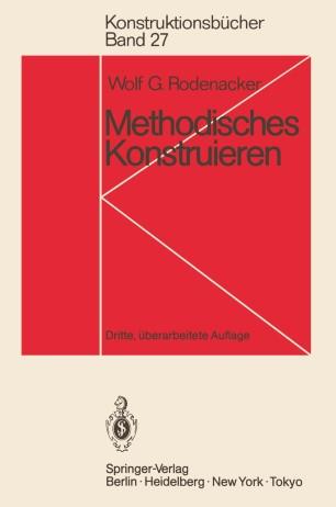 Methodisches konstruieren pdf to excel