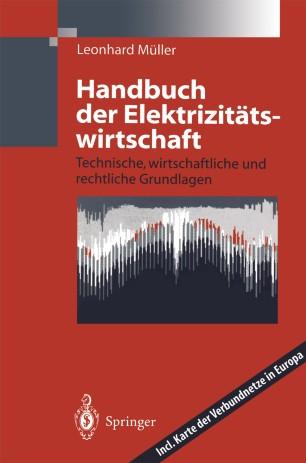 Handbuch der Elektrizitätswirtschaft