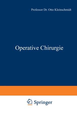 Operative Chirurgie