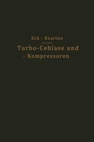 Turbo-Ceblase und — Kompressoren