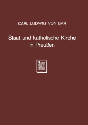 Staat und katholische Kirche in Preußen