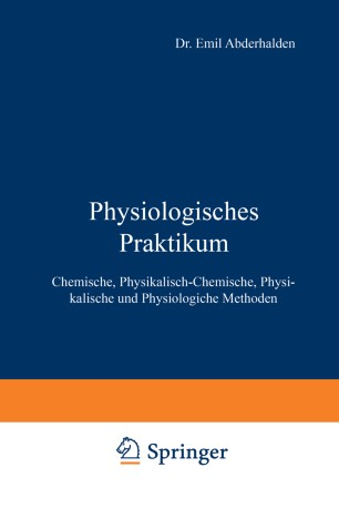 Physiologisches Praktikum