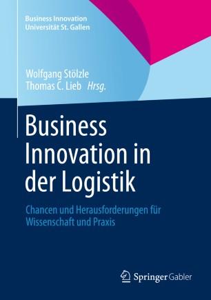 Business Innovation in der Logistik