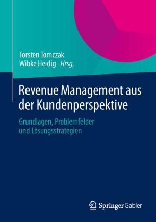 Revenue Management aus der Kundenperspektive
