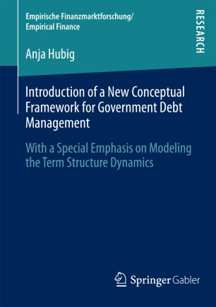 Introduction of a New Conceptual Framework for Government Debt Management