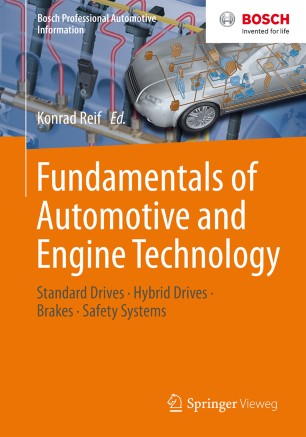 Fundamentals of Automotive and Engine Technology | SpringerLink