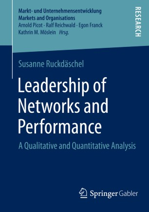 Leadership of Networks and Performance