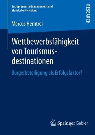 Wettbewerbsfähigkeit von Tourismusdestinationen