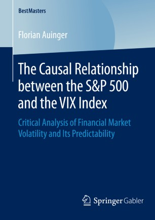 The Causal Relationship between the S&P 500 and the VIX Index