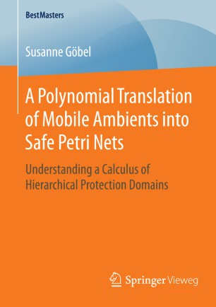A Polynomial Translation of Mobile Ambients into Safe Petri