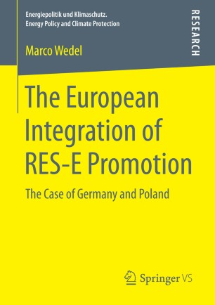 The European Integration of RES-E Promotion