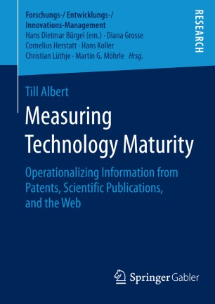 Measuring Technology Maturity