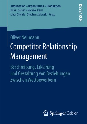 Competitor Relationship Management