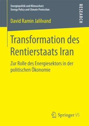Transformation des Rentierstaats Iran