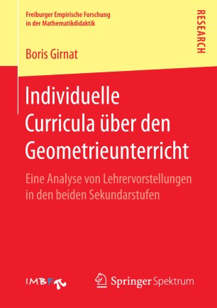 Individuelle Curricula über den Geometrieunterricht