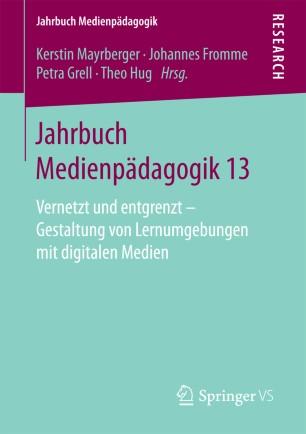 Jahrbuch Medienpädagogik 13
