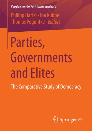 Parties, Governments and Elites