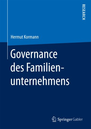 Governance des Familienunternehmens