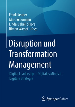 Disruption und Transformation Management